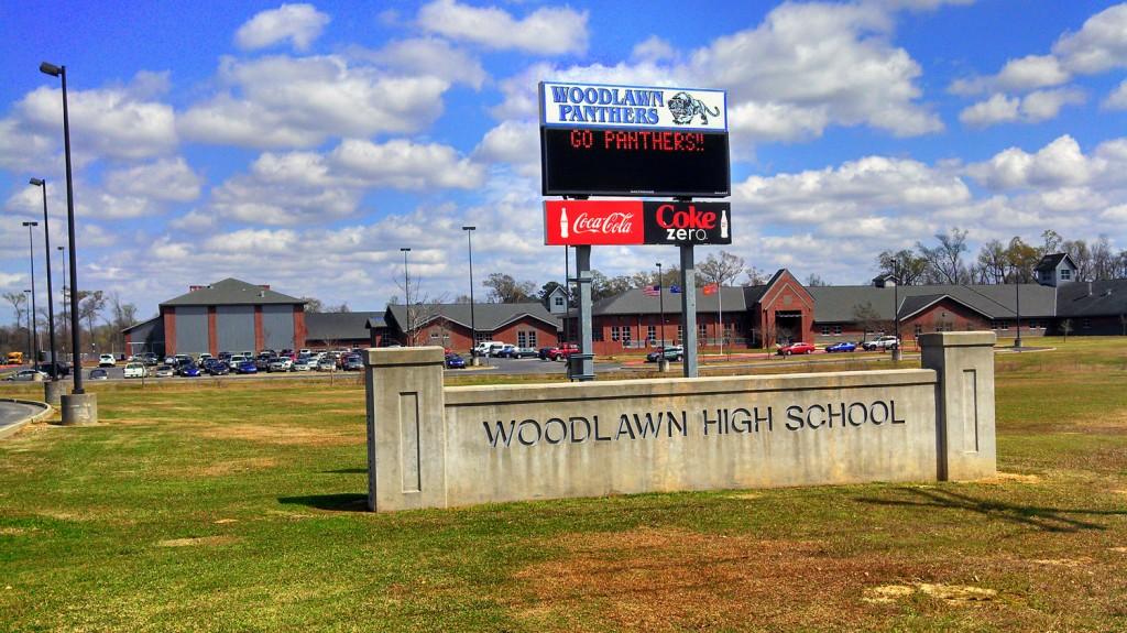 Woodlawn High School 15755 Jefferson Hwy Baton Rouge, LA 70817